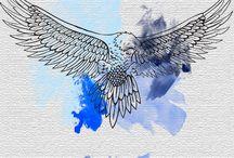 theme • ravenclaw