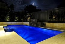 Swimming Pools / Swimming Pools, Spa Pools, Fibreglass Pools