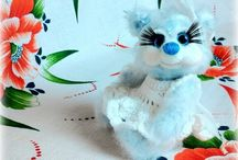 My amigurumi / Crochet toys, handmade, craft