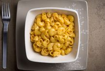 Mmmmmm Pasta! / Various pasta dishes when your belly wants comfort food.