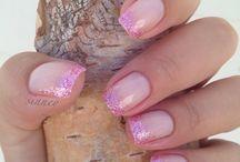 Gellak nails