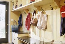 Mudroom / Mudroom inspiration