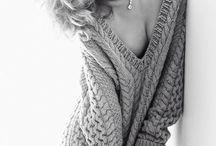 Sweater & panties