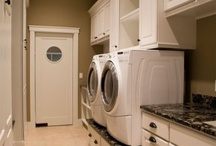 Laundry room / by Katie Fadden