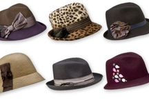 HATS / by Frances Cobb