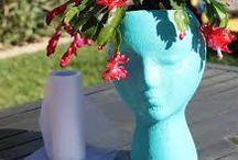 Foam Head Planter