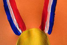 Olympische winterspelen / olympische spelen knutsels