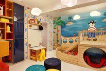 Decoração de quartos infantis e adolescentes / Veja várias ideias e inspirações para o quarto infantil e adolescente
