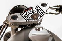 Motogadget / by Kulture Moto