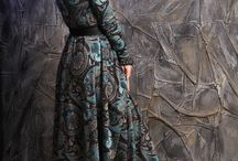 """Платье """"Хозяйка медной горы"""""""