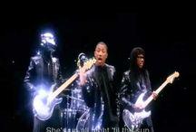 Music videos with lyrics