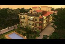 Candolim Flats in Goa for Sale / Popular Apartments for sale in Candolim, Goa by Acron builders.