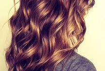 curly colour