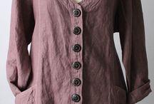 Lagenlook / Flowing clothes