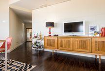 Piezas de Colección / Muebles con personalidad, un sillón, un aparador, una pieza de decoración exclusiva y con encanto, es lo que mostraremos en este tablero