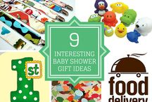 9 best items for a baby shower party / Besides the classic one-piece, diaper cake or socks bucket, there are plenty of other baby shower gifts the new mom will love. Check out this list for some interesting ideas