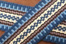 reenacting: weaving