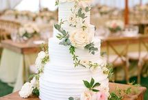 Wedding cakes / Favorite wedding cake ideas
