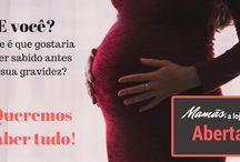 Manual de Instruções para novas mamãs / Vamos criar um manual para as novatas?