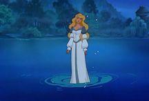 Princess Odette / The Swan Princess
