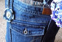Denim / by Rhonda Wride