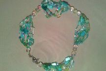 my HAND MADE jewellery