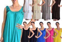 Abito vestito donna miniabito vestitino ESTIVO MARE copricostume canottiera Vs23
