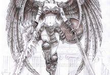 Гладиатор и ангел