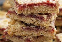Cookies/squares/bars
