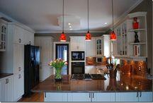 Kitchen & Dining Room / by Melanie Watkins Jenks