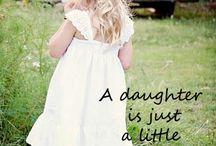 Daughter / Sayings