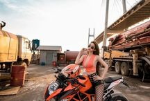 Holky a motorky