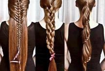 long hair braids