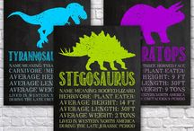 Decor: Dinosaur Theme / Pins that are about dinosaur decor