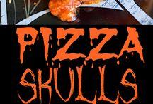 +Scary Halloween Dinner+