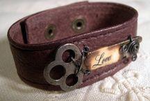 (( Bracelets )) / by Mareeeeah