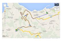 WHERE WE ARE? / How to reach us: Once in Sorrento take the road for Sant'Agata sui due Golfi – via Nastro Verde until you reach Priora, then continue on the main road for about 30 m. and turn right in via S. Giuseppe, where you will find Villa Eliana. (6 min. by car)