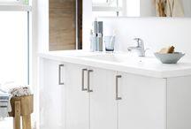 Klassiske badeværelser / Inspiration til dit klassisk enkle badeværelse