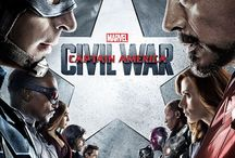 Captain America: Civil War (2016) Movie / Captain America: Civil War Movie Detail min - Action | Adventure | Sci-Fi - 2016-05-06 (USA) Director: Walt Disney Pictures Stars: Chris Evans, Robert Downey Jr., Chadwick Boseman, Daniel Bruhl, Elizabeth Olsen