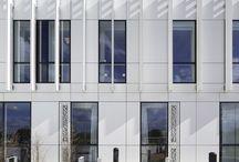 bioclimatic public building