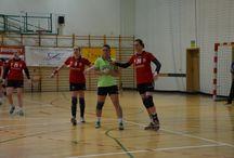 2014.12.13 - Kościerzyna vs Gdańsk / UKS PCM Kościerzyna - AZS Łączpol AWFiS 27:19 [13:10]