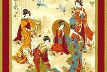 Diseños asiaticos
