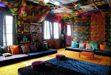 Lilly room ideas / by Inga Gammon-Coy