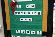 Christmas - Elf on the Shelf / by Lynne Morris