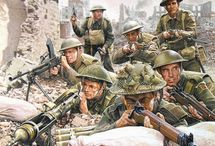 ww2 British Infantry