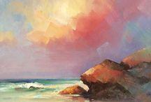 My Artwork - Seascape
