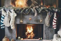 Christmas inspired decor