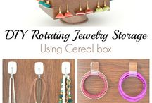 storage boxes, jewelery box