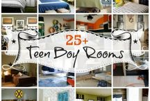 Coree and Kodees bedrooms / by Angie Chapman