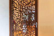 HOUSE - SECURITY DOORS / Security Doors